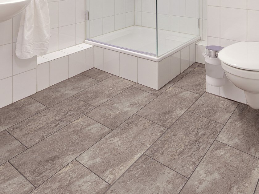PVC flooring with stone effect ST 790 by PROJECT FLOORS