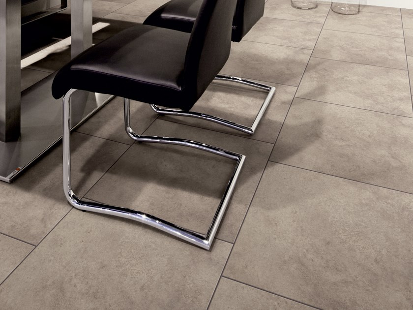 PVC flooring with stone effect ST 940 by PROJECT FLOORS
