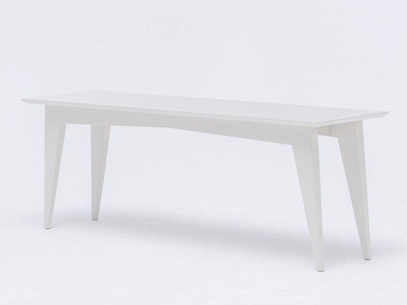 Panca laccata in quercia ST BENCH COLOUR by ST FURNITURE