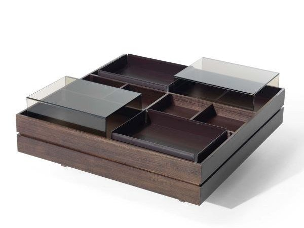 St Germain Wooden Coffee Table By Ditre Italia Design Daniele