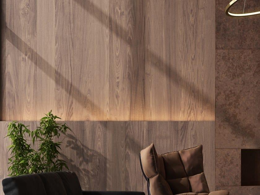 Pavimento/rivestimento in gres porcellanato effetto legno ST. REGIS ...