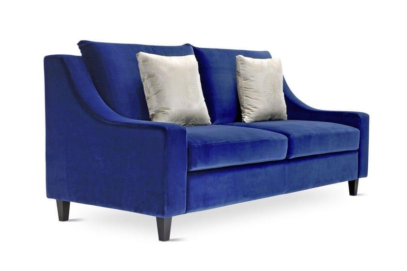 2 seater leather sofa ST108 | 2 seater sofa by Domingo Salotti