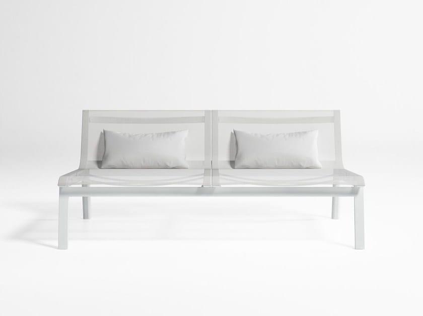 Modular sofa STACK 4 by GANDIA BLASCO