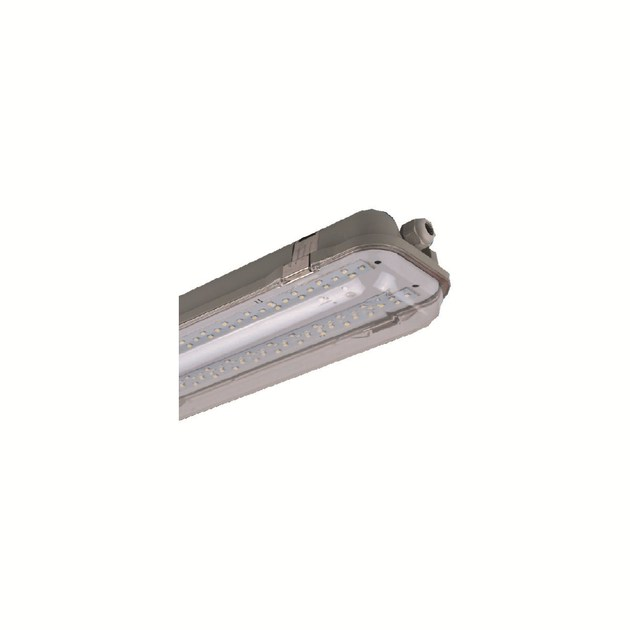 LED outdoor ceiling light INLUX ITALIA - STAGNA 18 LED by NEXO LUCE