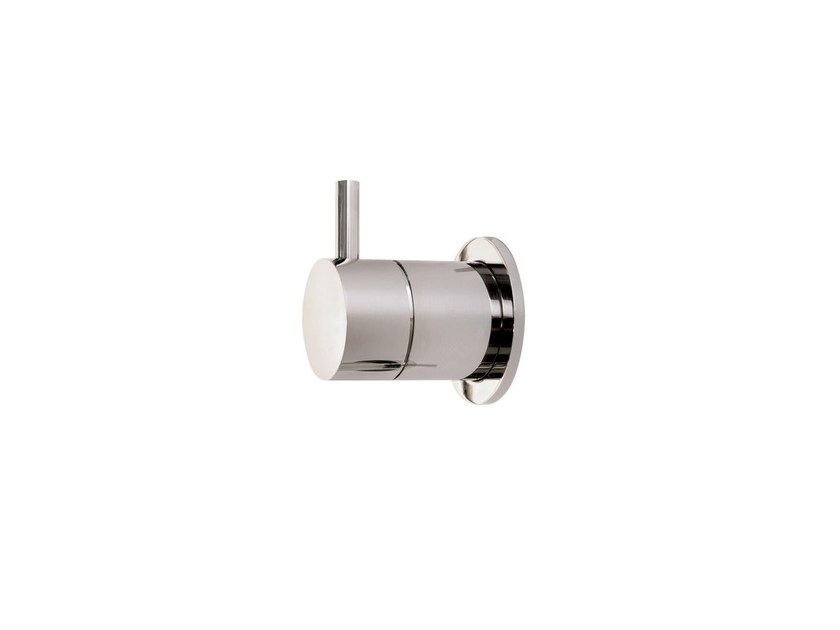 1 hole shower mixer STAINLESS | Shower mixer by rvb
