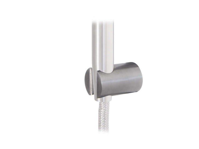 Stainless steel handshower holder STAINLESS | Handshower holder by rvb