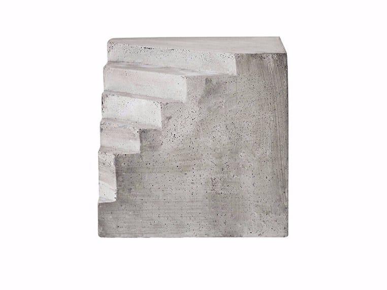Scultura in calcestruzzo stair sculpture kristina dam studio