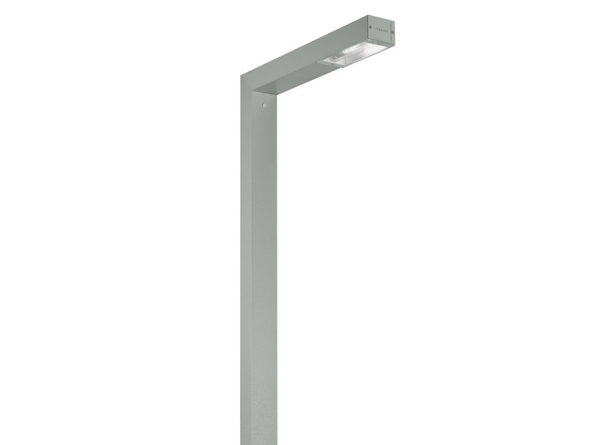 Extruded aluminium garden lamp post STALK-ONE by Linea Light Group