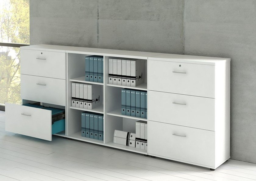 Filing Cabinet With Lock STANDARD | Filing Cabinet By MDD