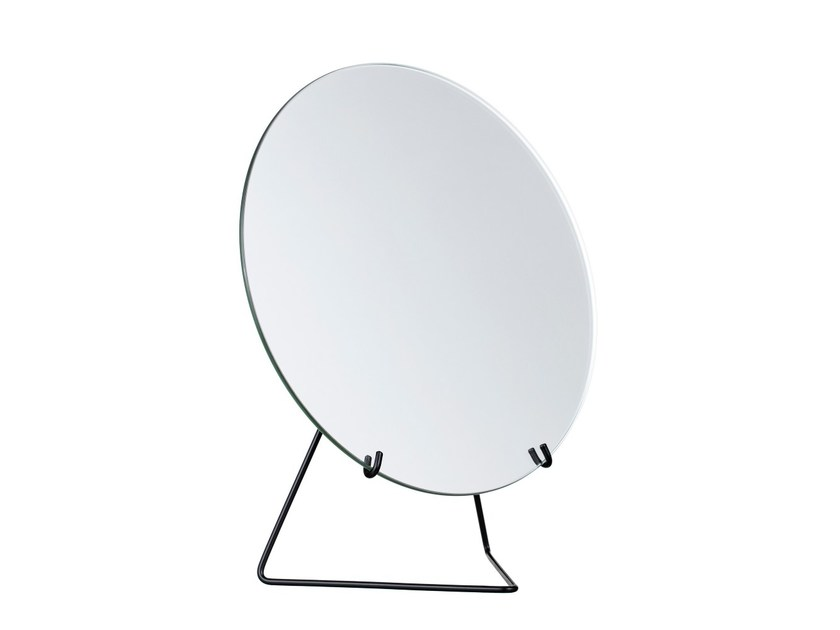 degree makeup rotating lighted led flexible item beauty sided from mirror double magnifying mirrors tabletop with countertop in countertops