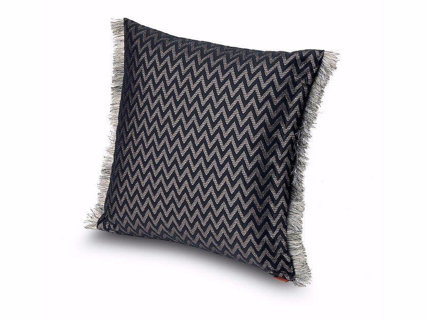 Fabric cushion STANFORD by MissoniHome