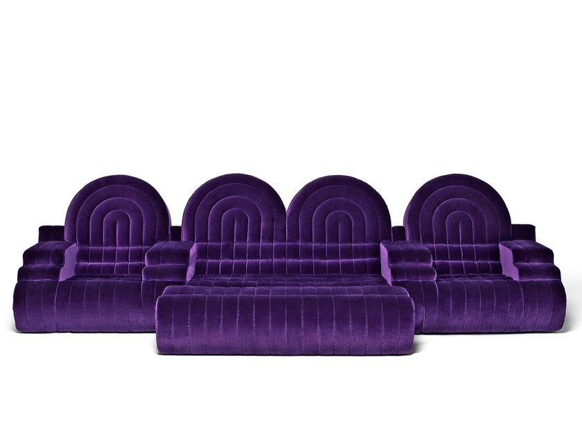 Sectional modular sofa STANLEY by Gufram