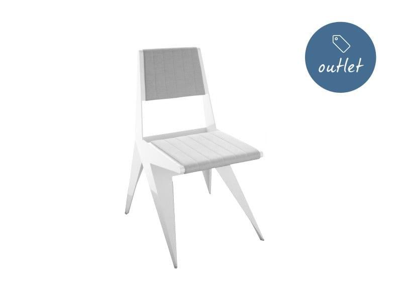 Aluminium chair STAR | Chair by Lamberti Design