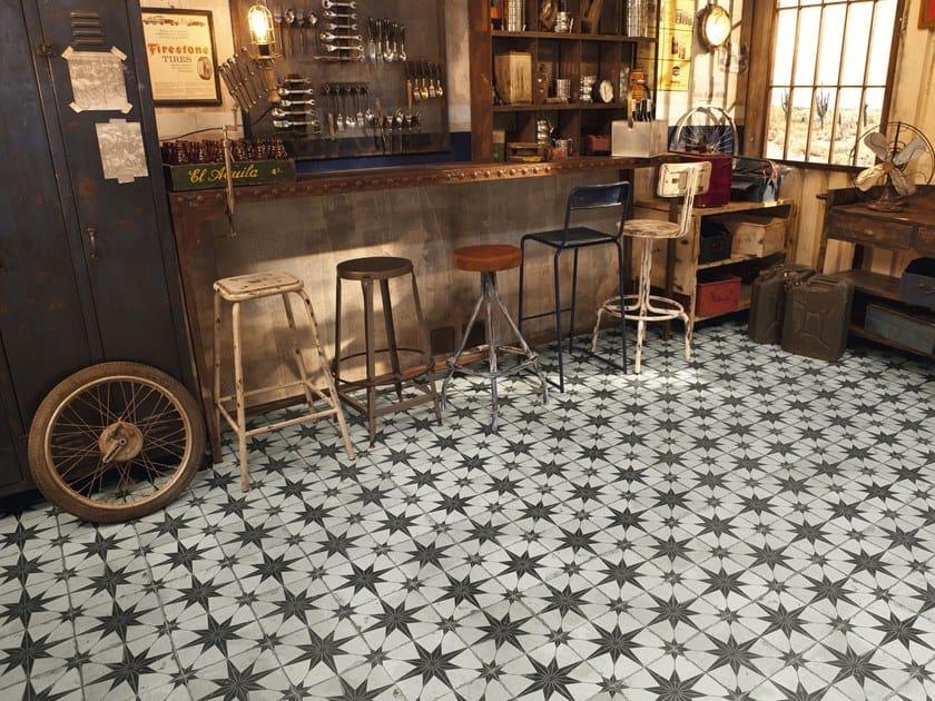 Single-fired ceramic wall/floor tiles FS STAR by PERONDA