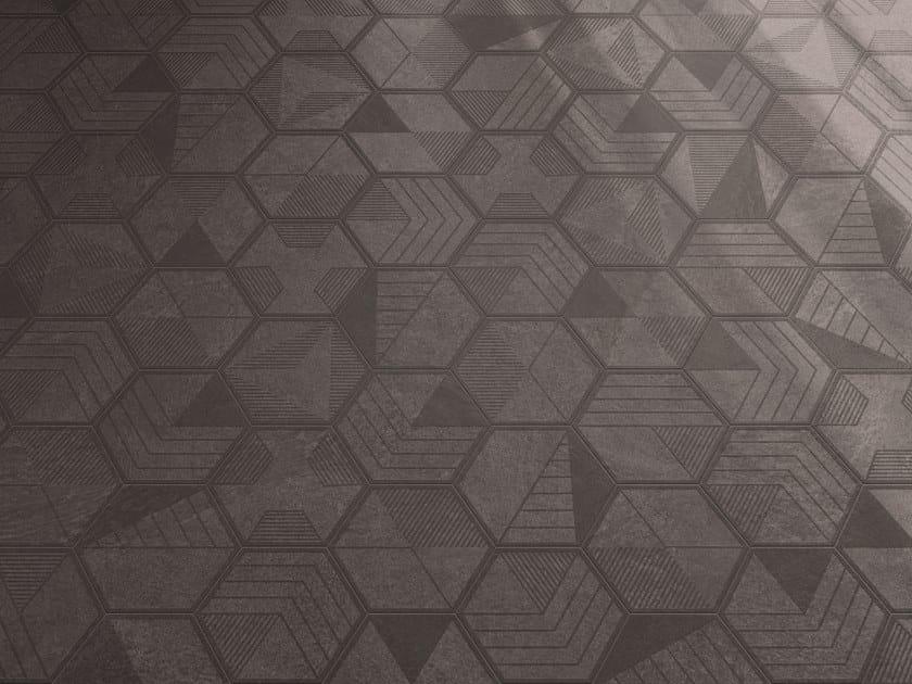 Pavimento/rivestimento in gres porcellanato per interni STAR ROAD COSMO by Marca Corona