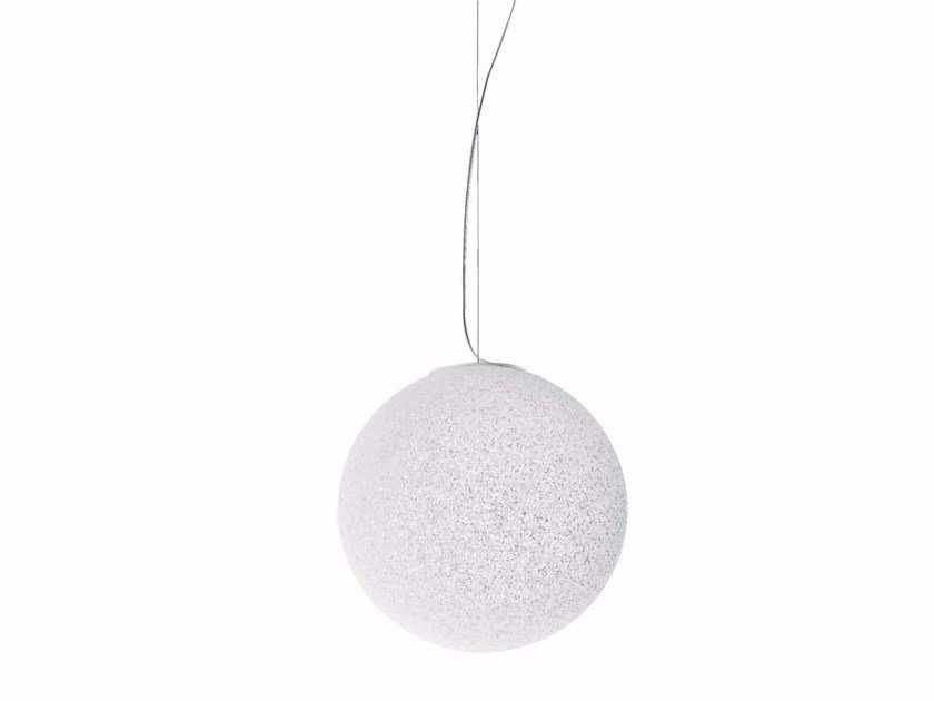 LED polypropylene pendant lamp STARDUST_P by Linea Light Group