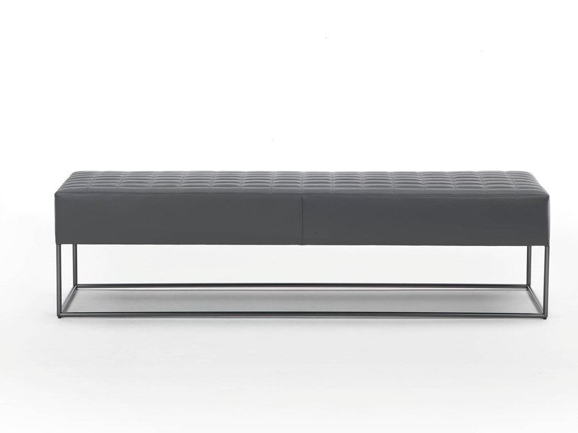 Upholstered bench STARDUST | Bench by Busnelli