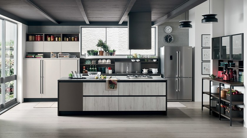 Veneta Cucine Start Time Opinioni.Start Time J Domus