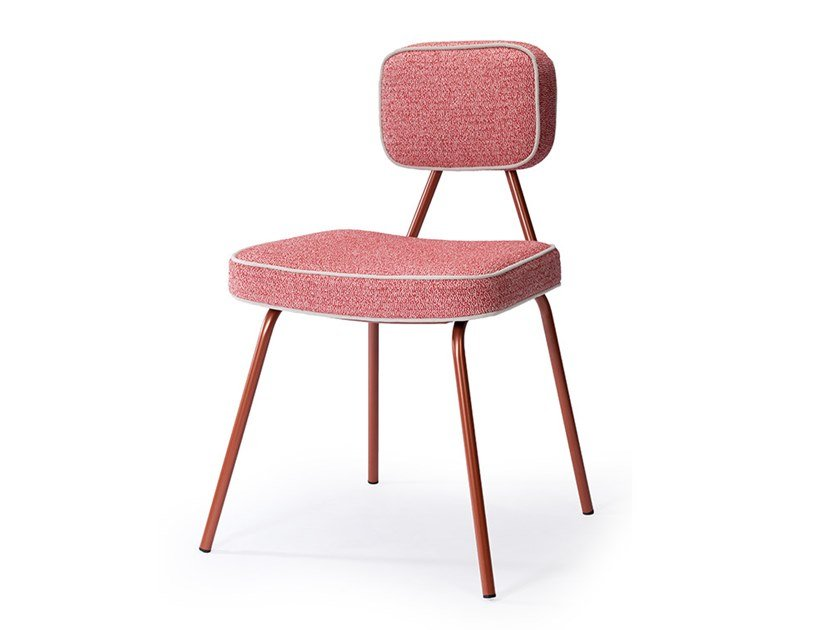 Upholstered fabric chair STATE | Chair by Mambo Unlimited Ideas
