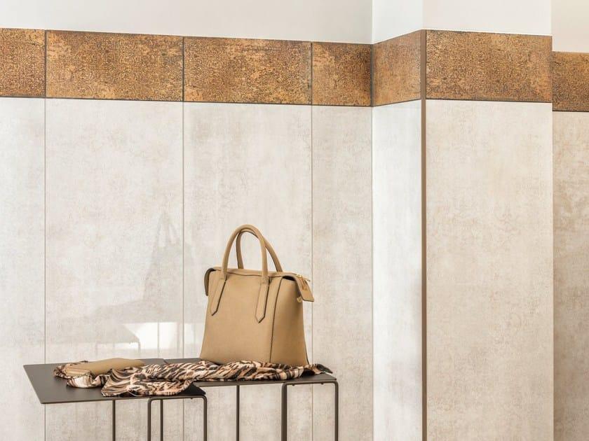 Revestimento De Pisos/paredes De Grés Porcelânico Com Efeito Metal  STATEROOM By Villeroy U0026 Boch Fliesen