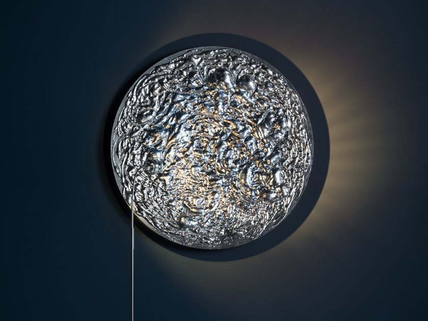 Wall lamp / floor lamp STCHU-MOON 08 by Catellani & Smith