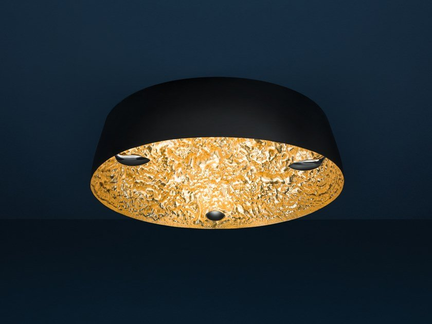 LED ceiling lamp STCHU-MOON SR by Catellani & Smith