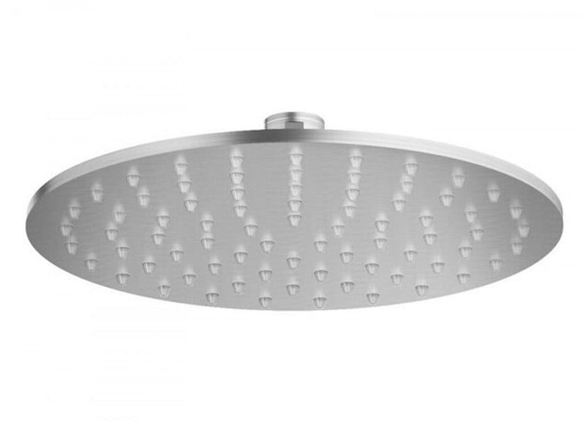 Stainless steel overhead shower STEEL | Overhead shower by BIANCHI RUBINETTERIE