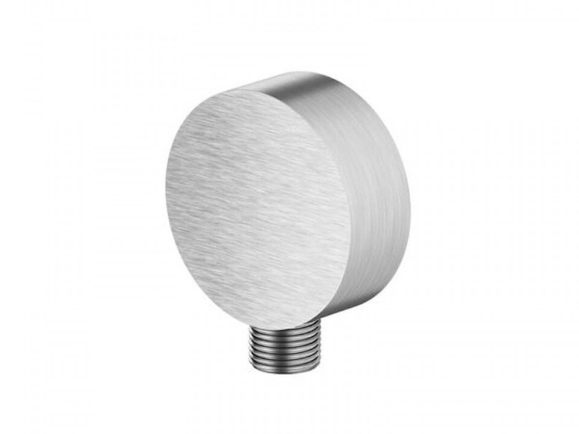 Stainless steel Wall elbow STEEL | Wall elbow by BIANCHI RUBINETTERIE