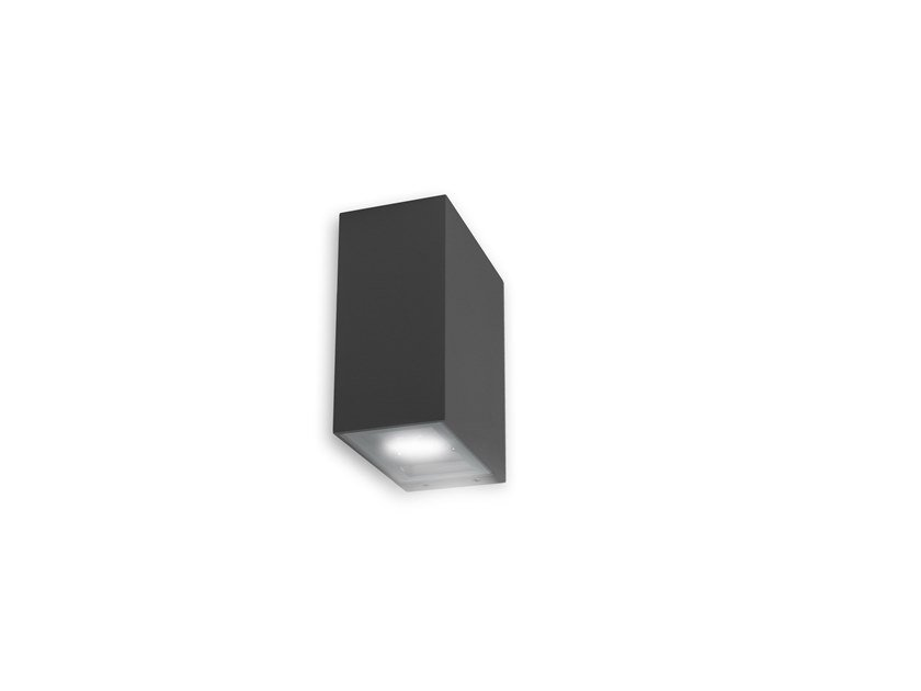 LED wall lamp STELAR OUTDOOR DOWN by Orbit
