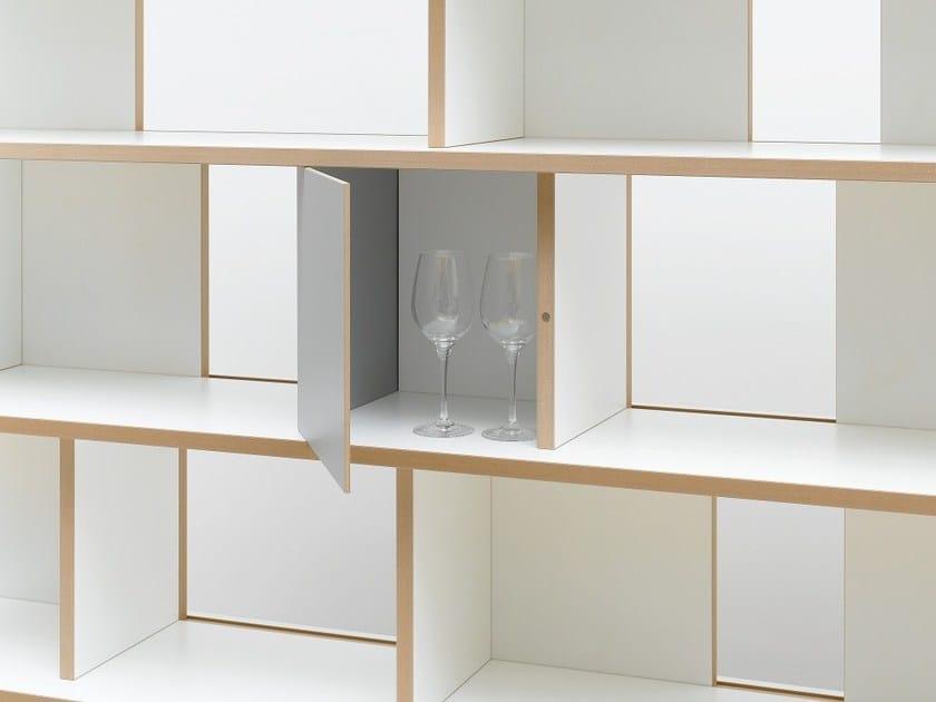 Tojo Möbel stell shelving unit by tojo möbel design eigenwert
