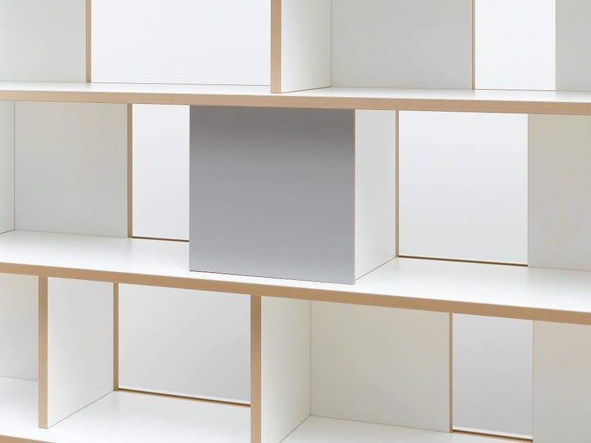 Möbelfront aus MDF STELL FALTTÜR By Tojo Möbel Design Eigenwert