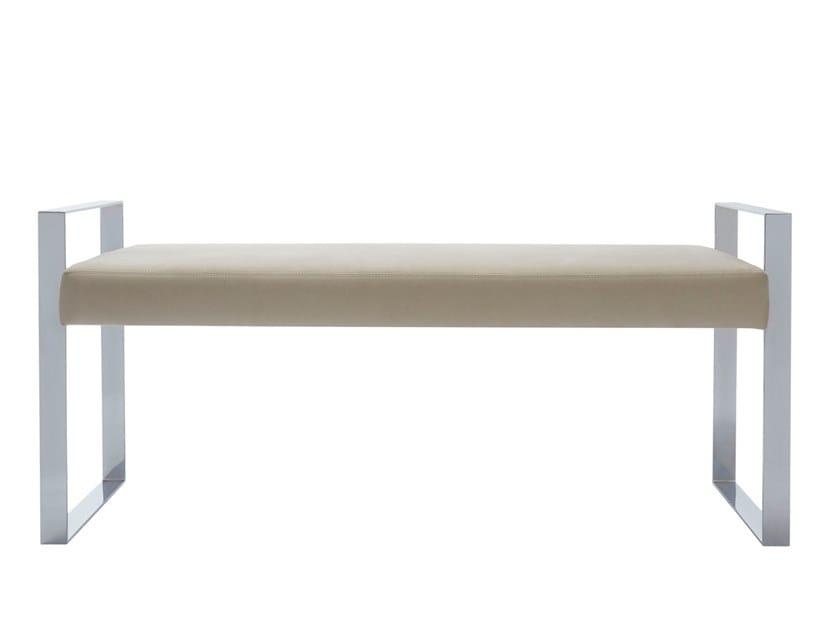 Upholstered bench STELLA   Bench by Douglas Design Studio