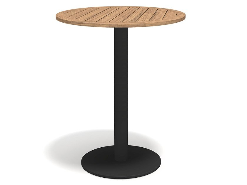 Mange-debout ronde STEM | Table pour CHR by RODA