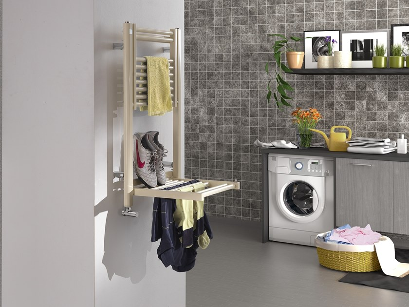 Hot-water towel warmer STENDY by DELTACALOR