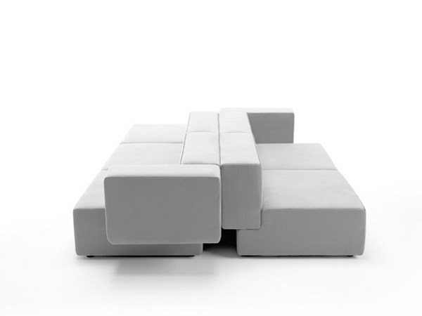 Modular sofa STEP by Viccarbe