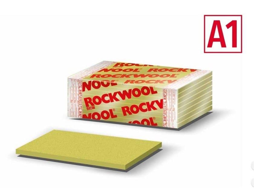 Rock wool Thermal insulation panel STEPROCK HD by Rockwool Italia