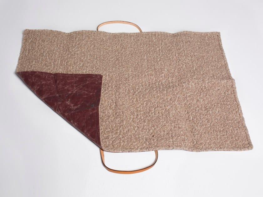 Cellulose fibre pet travel mat STEVE | Cellulose fibre pet object by 2.8 duepuntoOtto