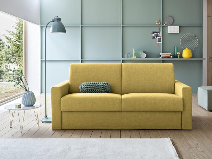 3 seater fabric sofa bed STEVE by Felis