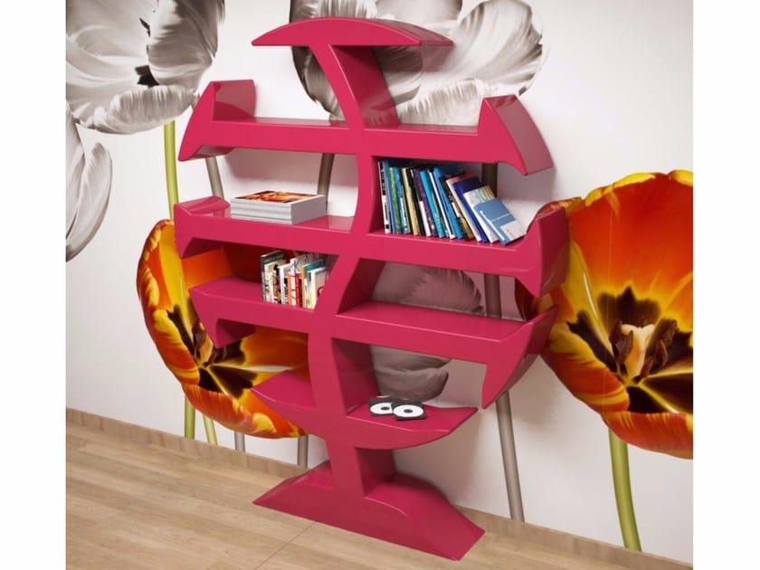 Libreria a parete in Adamantx® STEVENSON by ZAD ITALY