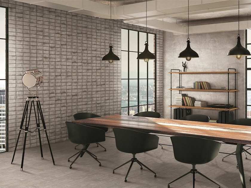 Indoor wall tiles STILE by AREZIA