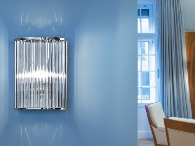 LED wall light STILIO UNO | Wall light by LICHT IM RAUM
