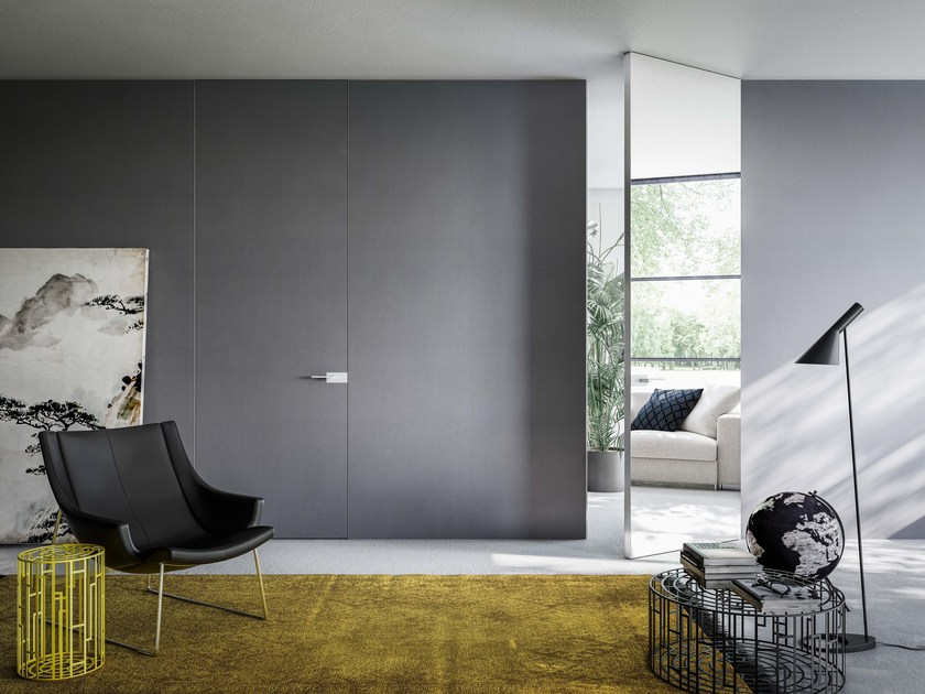 Flush-fitting door FILOMURO STYLE | Flush-fitting door by ADIELLE