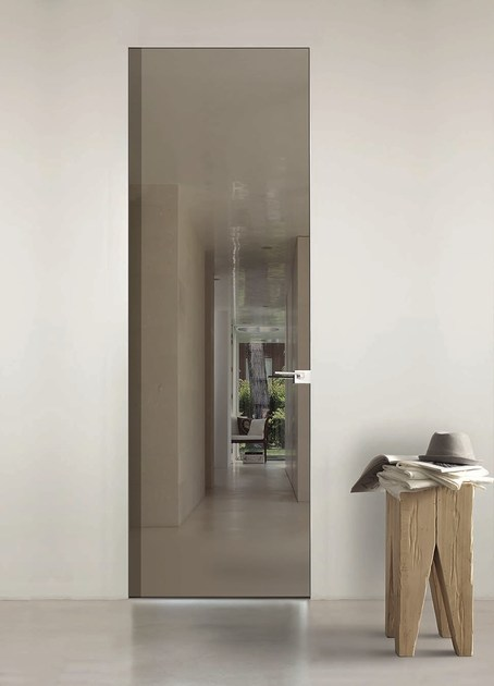 FILOMURO LIGHT | Porta a filo muro By ADIELLE