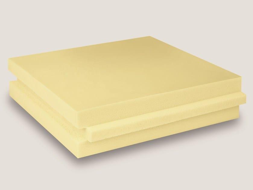 Polystyrene thermal insulation panel STIREN X IN by Isolmar