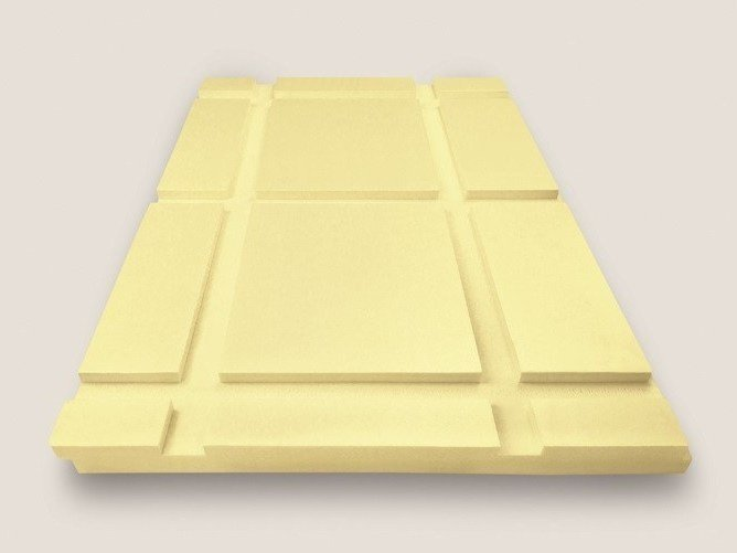 Polyester thermal insulation panel STIREN X TEG by Isolmar