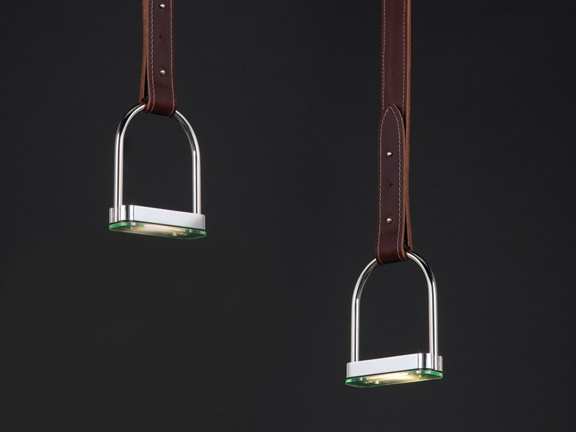 LED pendant lamp STIRRUP by Quasar