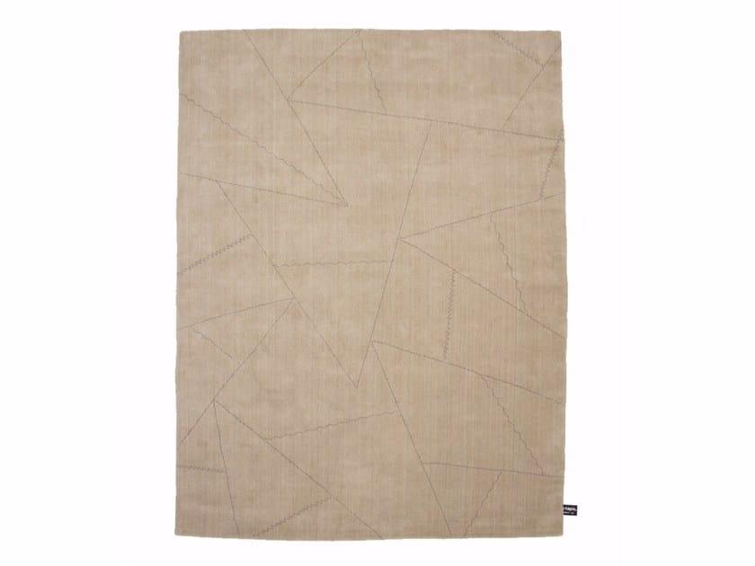 Handgearbeiteter Teppich nach Mass STITCH By cc-tapis Design Chiara ...