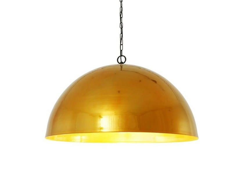 Handmade aluminium pendant lamp STOCKHOLM SCANDINAVIAN PENDANT by Mullan Lighting