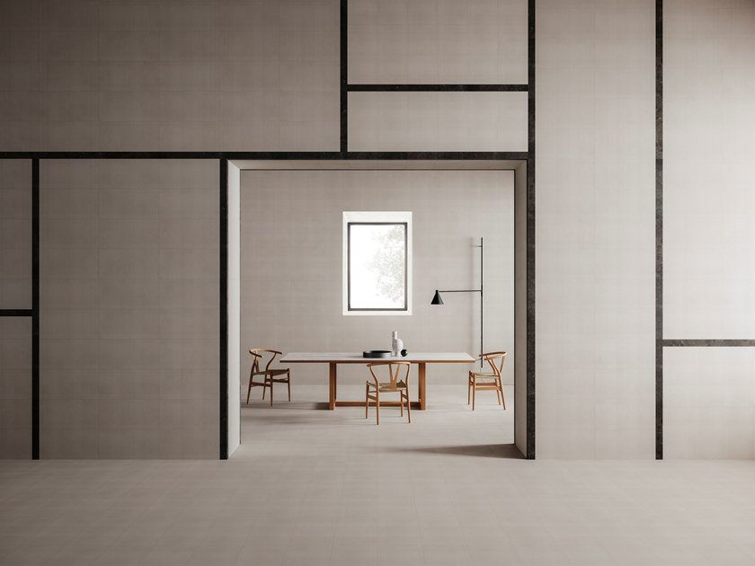 Natural stone wall tiles STONE TATAMI by SALVATORI
