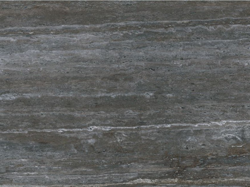 Ultra thin Techlam® wall/floor tiles with stone effect TRAVERTINO TIVOLI by Levantina